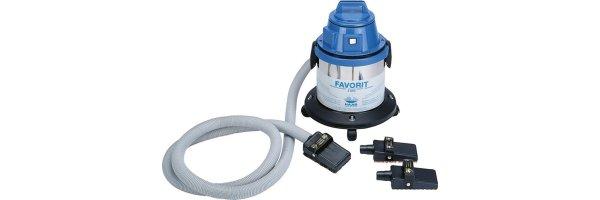 Vacuum cleaner and equipment