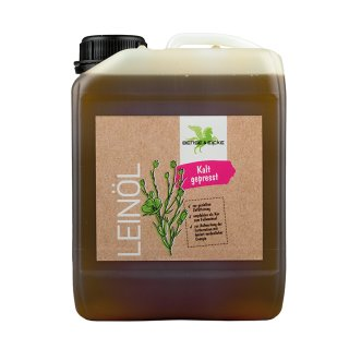 Linseed Oil cold-pressed, 2500ml