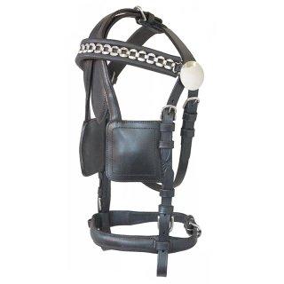 "Pair harness ""Basic Plus"", Shetty"