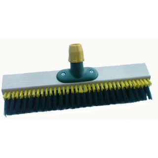 Yard and Stall Broom with Srubbing Edge