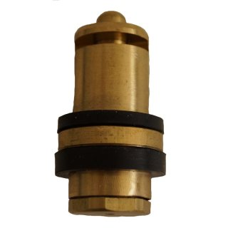 Low pressure valve for automatic bowls