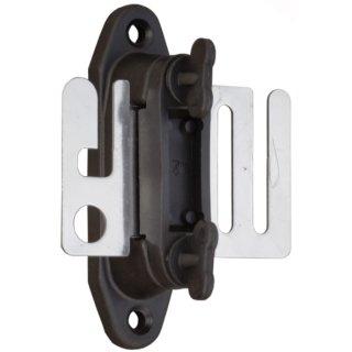 Gate -/Tape Insulator (40mm black) 4 pieces