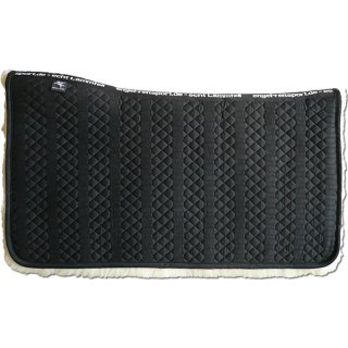 Full western saddle pad with complete lining