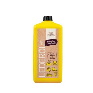 Leather Oil, 2500 ml