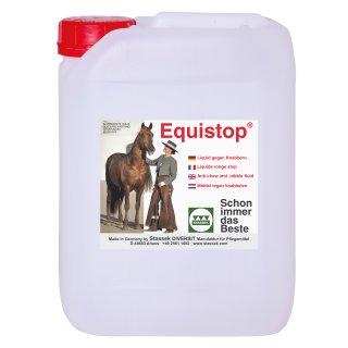EQUISTOP Liquid gegen Knabbern, 5 lit. Kanister