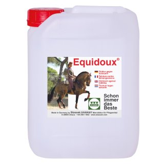 EQUIDOUX Ointment against rubbing, 5 l canister