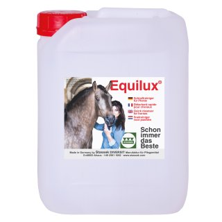 EQUILUX Schnellreiniger, 5 lit. Kanister