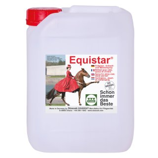 EQUISTAR Spray for shiny coat, mane and tail, 5l canister