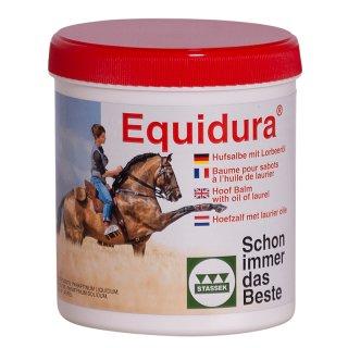 EQUIDURA Hufsalbe mit Lorbeeröl, 500ml, Dose