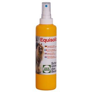 EQUISOLID Spezial-Lotion für Hufstrahl und Sohle, 250ml, Sprüher