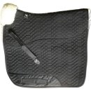 Full saddle pad with pommel roll