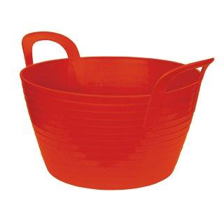 "Flexible feeder ""FlexBag"" ca. 12 ltr red"
