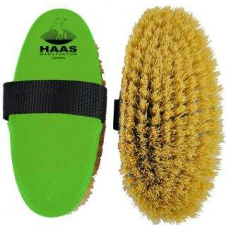 "HAAS scrubbing body brush ""Wurzelkardätsche Damen"""