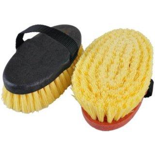 "HAAS Scrubbing Body Brush ""Wurzelkardätsche groß"""