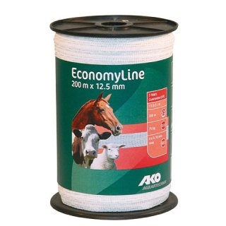 EconomyLine Tape 200m - 12,5mm