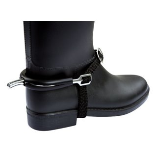 Spurred Boot Protectors Rubber