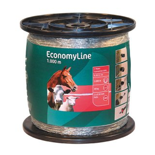 EconomyLine Mono Wire 1000m transparent