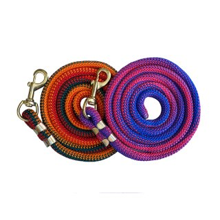 Leadrope Cuckoo round-braided with snap hook
