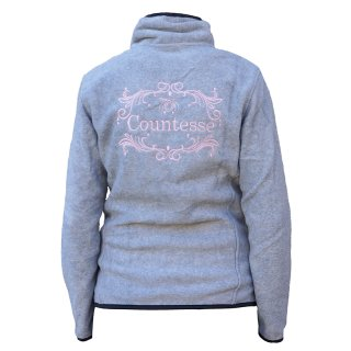 "Fleecejacket ""Countesse"" for ladies"