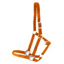 Sythetic halter Meadow orange XXXFull
