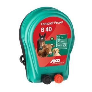 AKO Compact Power B 40 - 3V Batteriegerät